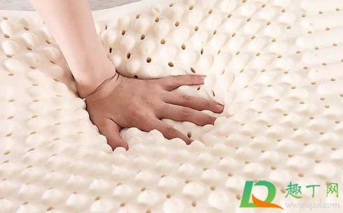 乳胶枕一揪就烂了是真的吗2
