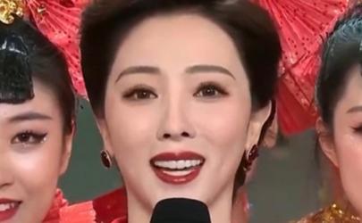 2021春晚李思思口红色号