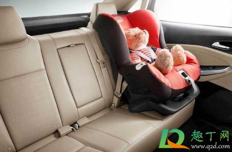 儿童安全座椅乘车是不是更安全2