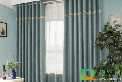 棉麻材质窗帘可以机洗吗2