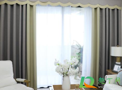 棉麻材质窗帘可以机洗吗3