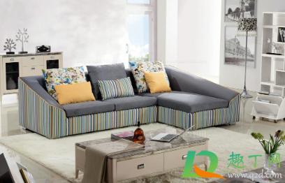 布沙发用什么沙发套好1