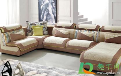 布沙发用什么沙发套好4