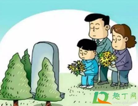 2021清明节坟墓添土有时间规定吗1