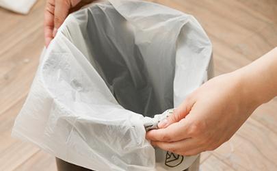 可降解塑料袋可以放在湿垃圾里面吗