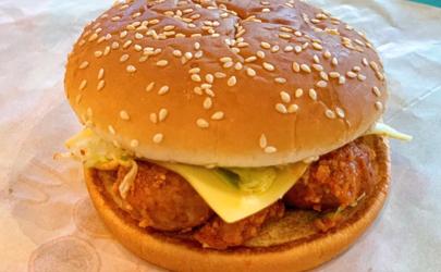 麦当劳大丸子汉堡好吃吗