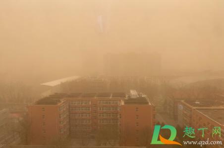 北京沙尘暴一般在几月插图1