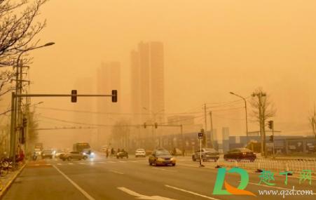 北京沙尘暴一般在几月插图