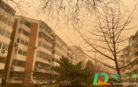 北京沙尘暴最严重哪年插图1