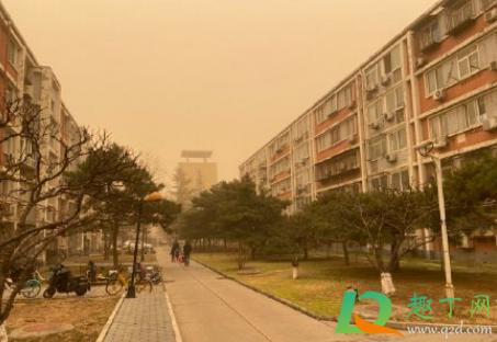 北京沙尘暴最严重哪年插图2