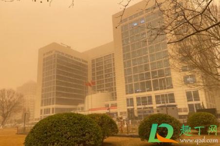北京沙尘暴最严重哪年插图