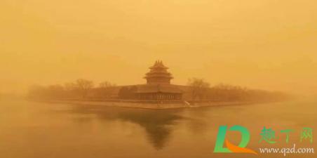 为什么北京这几年没有沙尘暴插图1