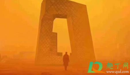 为什么北京这几年没有沙尘暴插图
