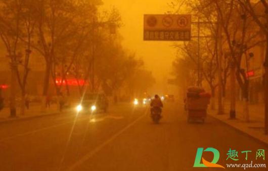 沙尘暴开车用内循环还是外循环插图2