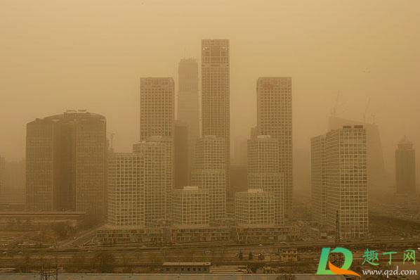 沙尘暴天气可以开室内空调吗插图