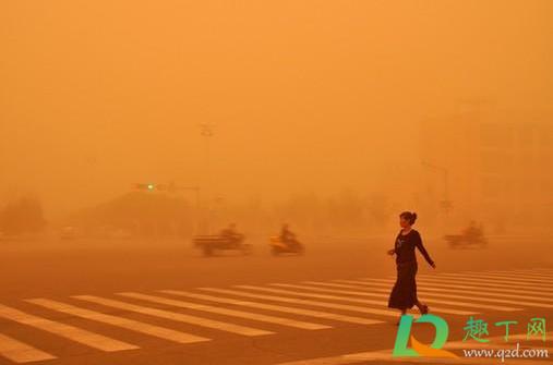 沙尘暴天气可以跑步吗插图2
