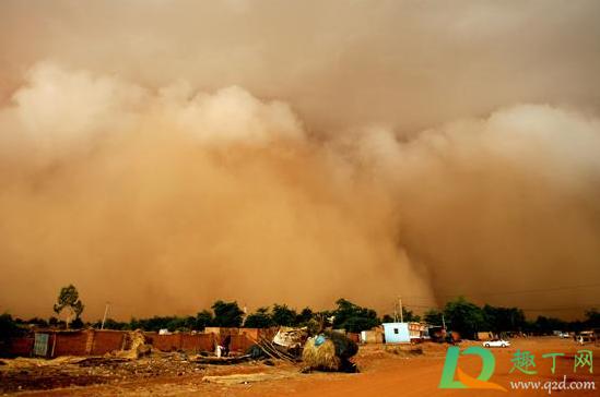 沙尘暴天气可以跑步吗插图1