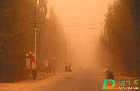 沙尘暴天气可以跑步吗插图