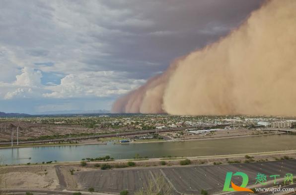 沙尘暴天气能开窗户吗插图2