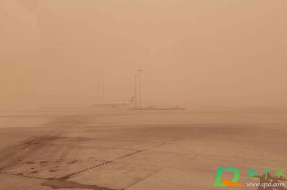 2021沙尘暴会到武汉吗插图1