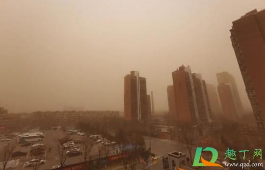 2021沙尘暴会到武汉吗插图