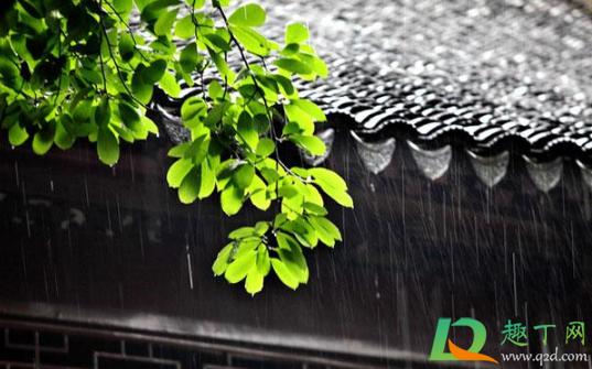 2021年梅雨季节几号出梅插图