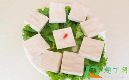 豆腐吃有点苦是什么原因插图1