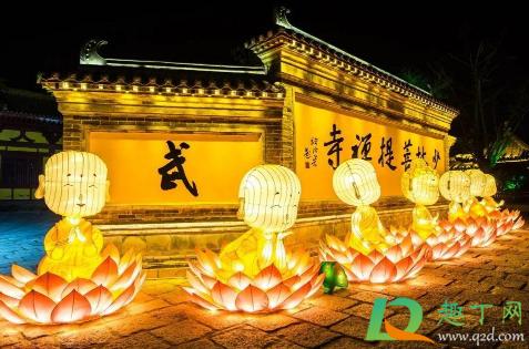 2021年四川自贡花灯会门票哪能买插图1