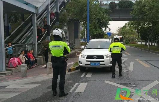 2021清明节交警大队可以处理违章吗插图