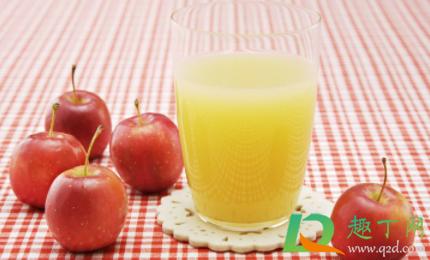 苹果汁氧化变色可以喝吗插图