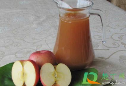 苹果汁氧化变色可以喝吗插图1
