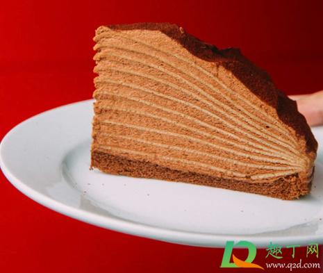 麦当劳阿华田千层蛋糕好吃吗插图1