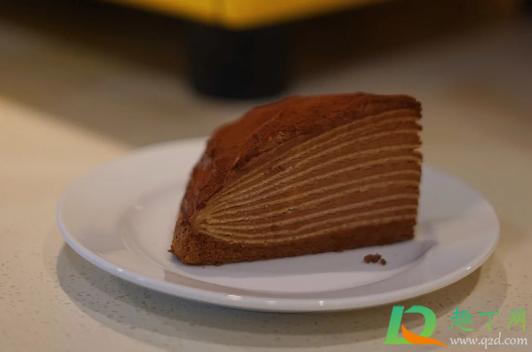 麦当劳阿华田千层蛋糕好吃吗插图2
