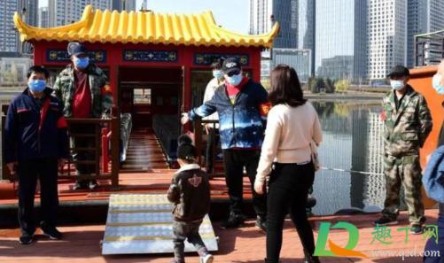北京通州大运河游船怎样购票插图
