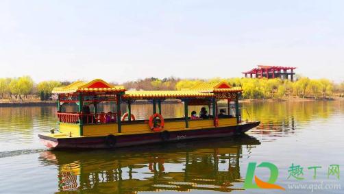 北京通州大运河游船怎样购票插图1