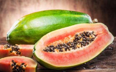 绿色木瓜是生的还是熟的