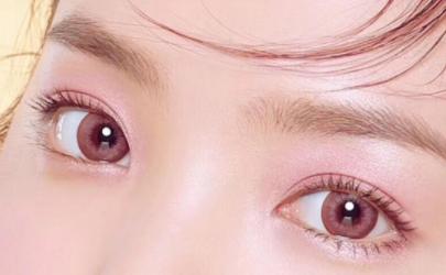 美瞳会滑到眼睛后面吗