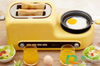 早餐机烤吐司要多少度多长时间1