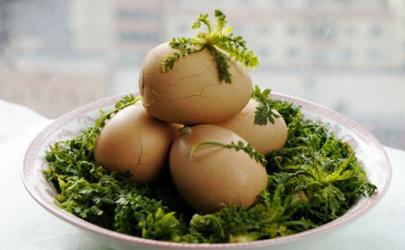 三月三煮鸡蛋要放姜吗