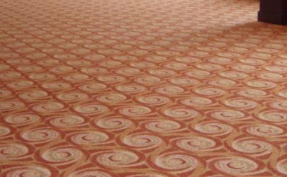 烟头把地毯烧了一点怎么办