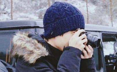 恰好是少年刘昊然同款相机什么牌子
