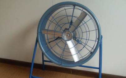 工业大风扇能吹散甲醛这靠谱吗