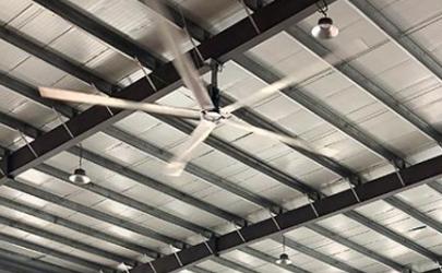工业大风扇怎么安装