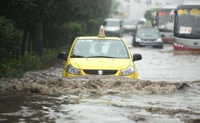 汽车淹到仪表盘可以申请报废吗