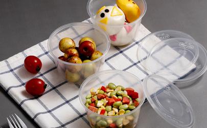 外卖餐盒是什么塑料