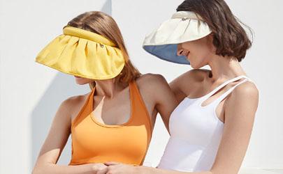 蕉下贝壳防晒帽哪个颜色好看