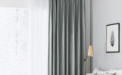 窗帘高温定型能除甲醛吗