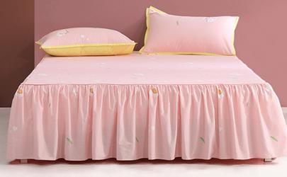 床裙可以代替床单吗
