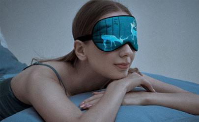 买的眼罩里面的冰袋没冰冻可以带吗