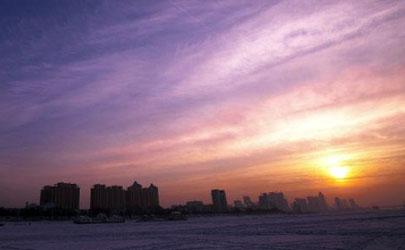 夏天越热冬天越冷是真的吗2021